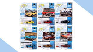 Limited Edition Johnny Lightning COPO Diecast Cars Now Available for Pre-Order
