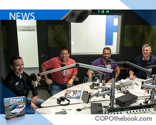 DriveChicago WLS 890 Radio Features Matt Avery in Interview About His New Book, COPO