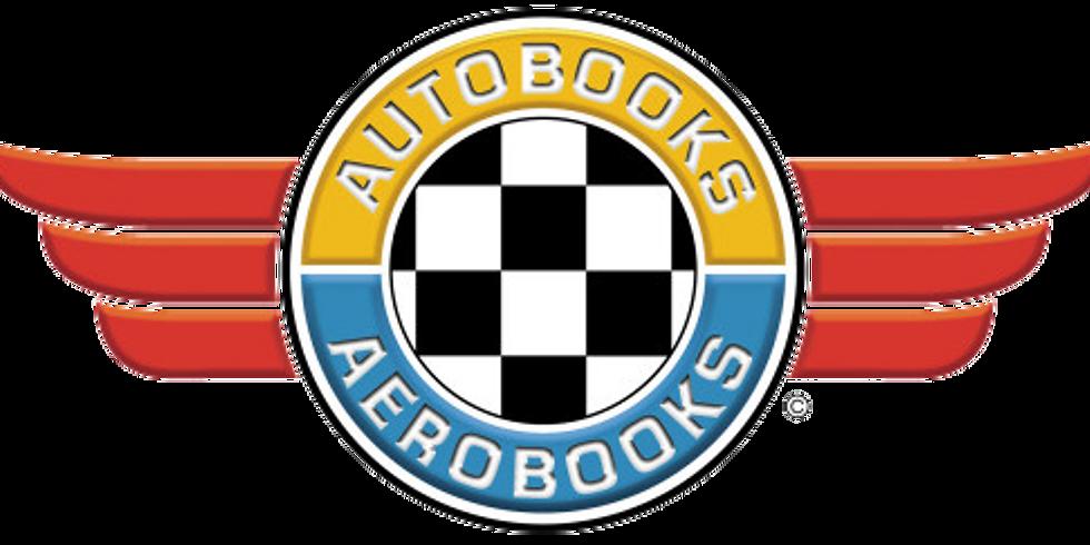 Matt at Autobooks: COPO Book Signing Event