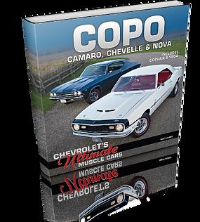 COPO Camaro Chevelle Nova Corvair Vega