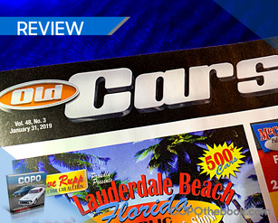 Old Cars Weekly Reviews Matt Avery's COPO Book