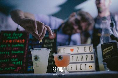 Beyond Archipelago cocktails