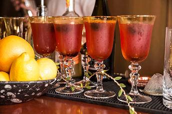 Happy New Year cocktal