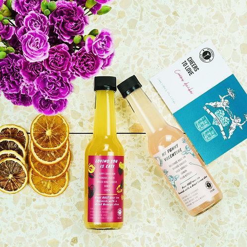 Romance Isn't Dead - 4 cocktail servings