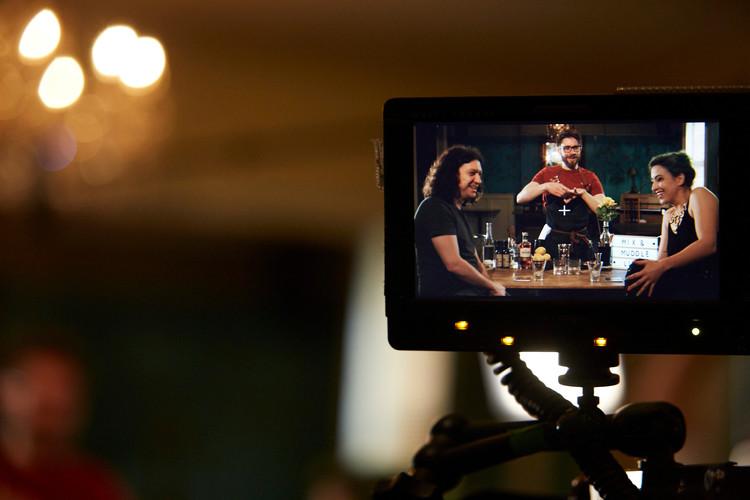 M&M Live on camera