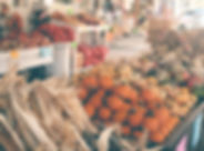 Marché d'automne