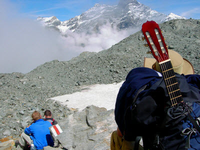 Mountain Tracks