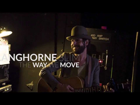 Langhorne Slim and the Law:  The Way We Move