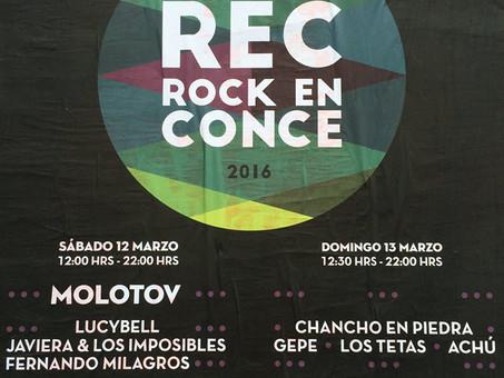 Dispatch From Chile: The Rock En Concé Festival