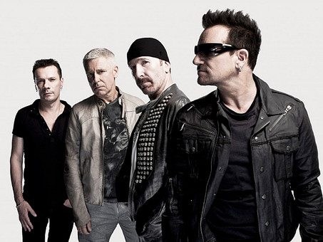 ANOTHER TIME, ANOTHER PLACE: U2 LIVE IN 2015