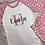 Thumbnail: Personalised Kids Pink Cloud Pyjamas