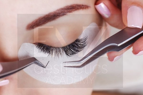 Eyelashes Extensions 3 Method Specialist