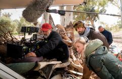 On set: CARGO (2016)