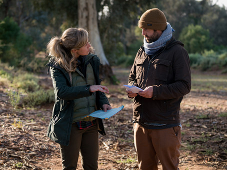 Screen NSW: Turning short film 'Cargo' into a star-studded feature