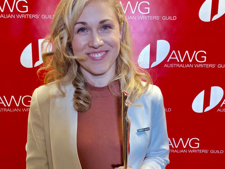 Yolanda Ramke Secures Her First AWGIE Award Win For 'Cargo' In The Adapted Screenplay Category