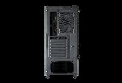 Nexus C Black rear