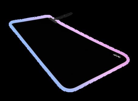 TECWARE Announces Availability of Haste XL RGB Mouse Mat