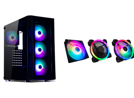 TECWARE ARC Lighting System & Vega TG Case Now Available