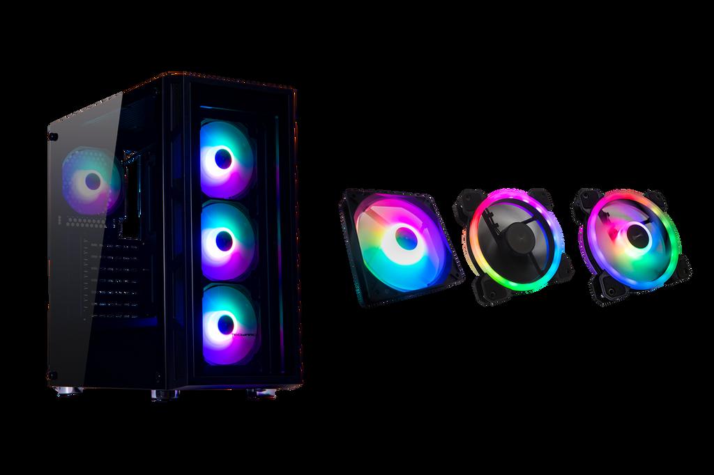 TECWARE ARC Lighting System & Vega TG Case Now Available