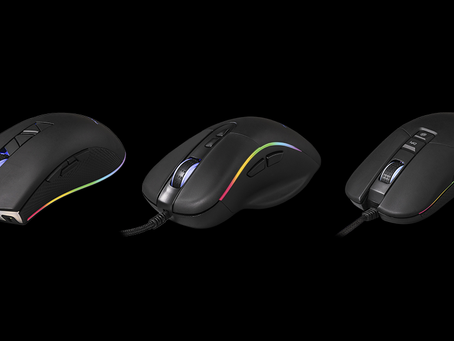 TECWARE Launches New Line of Gaming Mice