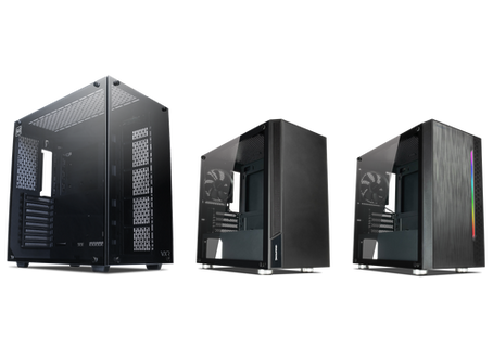 TECWARE Introduces 3 New PC Cases