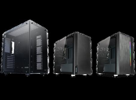 TECWARE Introduces 3 New PC Cases