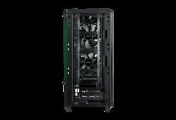 Nexus Evo Black front 02