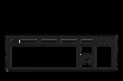 shroud 104 - black