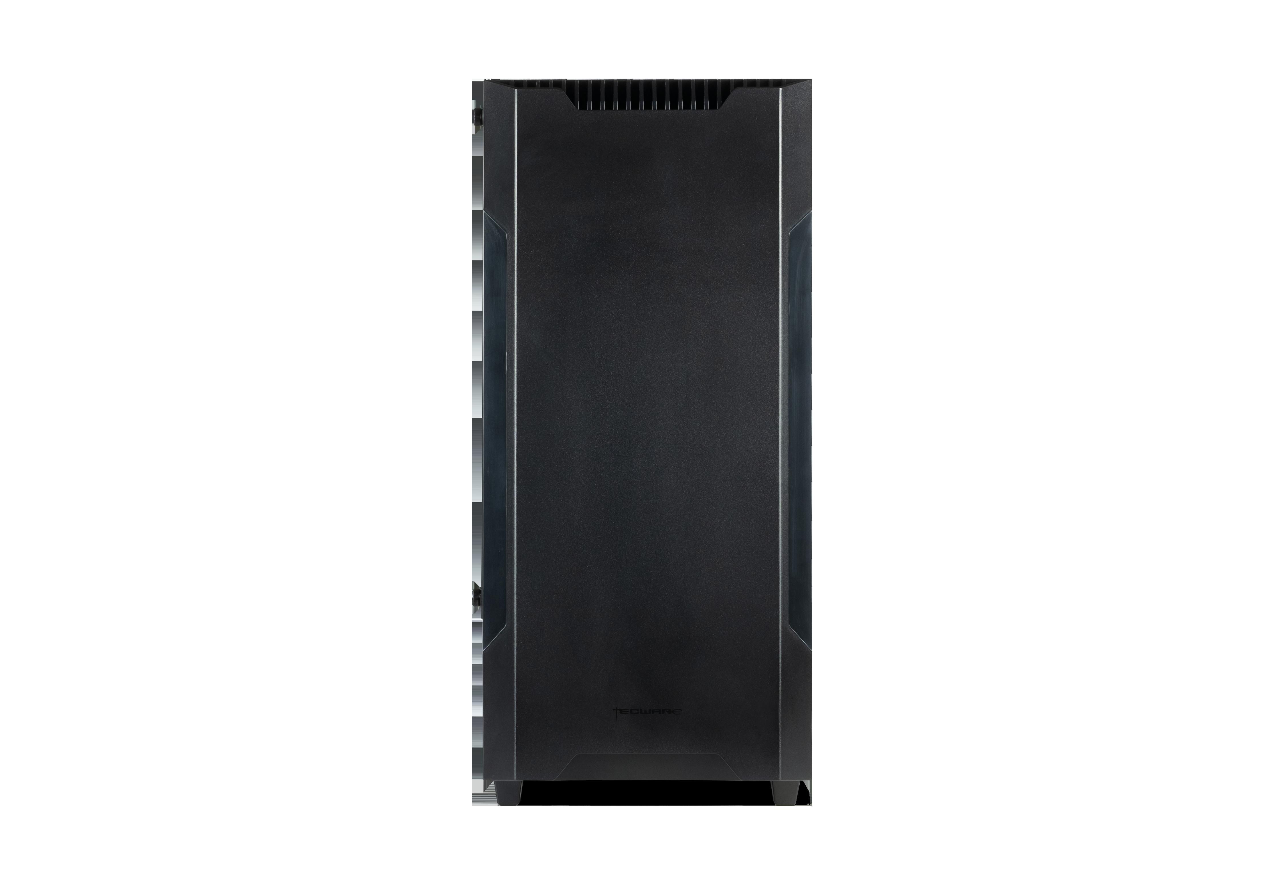 Nexus Evo Black front