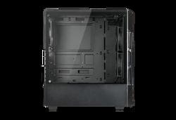 Nexus Evo Black Interior 01
