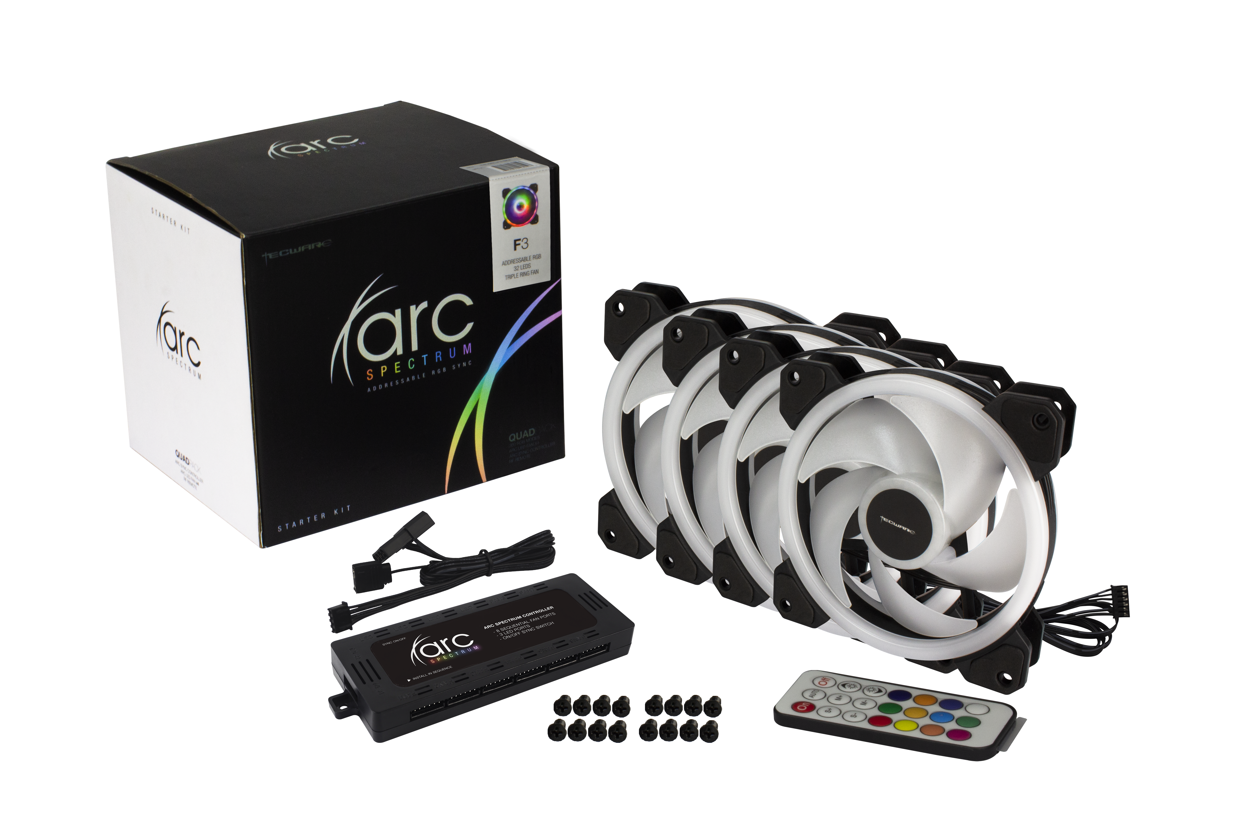 Arc Spectrum | Tecware RGB Accessories