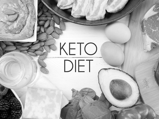 Four Weeks of the Ketogenic Diet