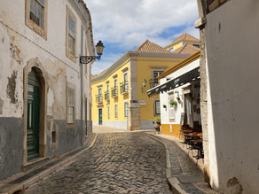 Travel Notes - Faro, Portugal