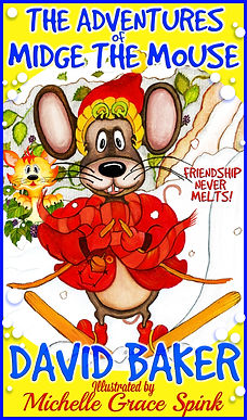 David Baker Midge the Mouse