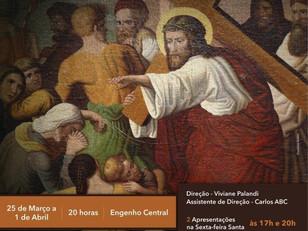 Paixão de Cristo de Piracicaba: acessibilidade auditiva e visual