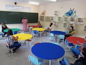 Rede Municipal de Piracicaba recebe cerca de 6.000 alunos para aulas presenciais nesta quarta
