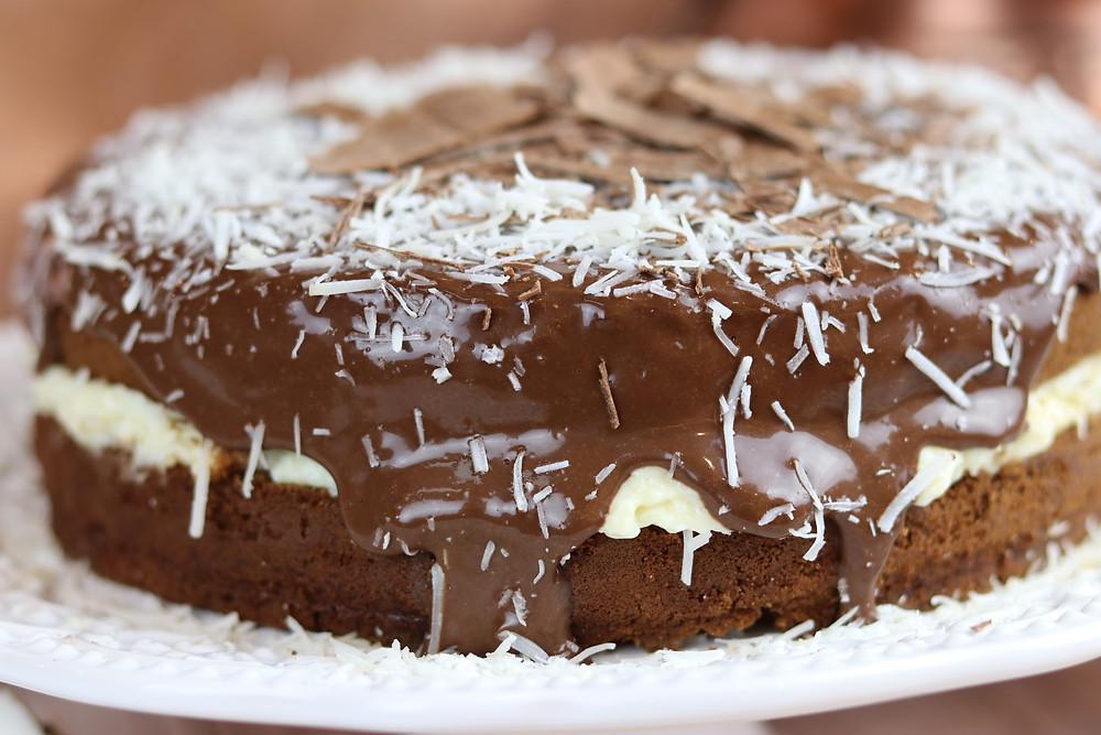 Dica da semana: Bolo Prestígio Zero Açúcar - Crédito: Divulgação/Lowçucar