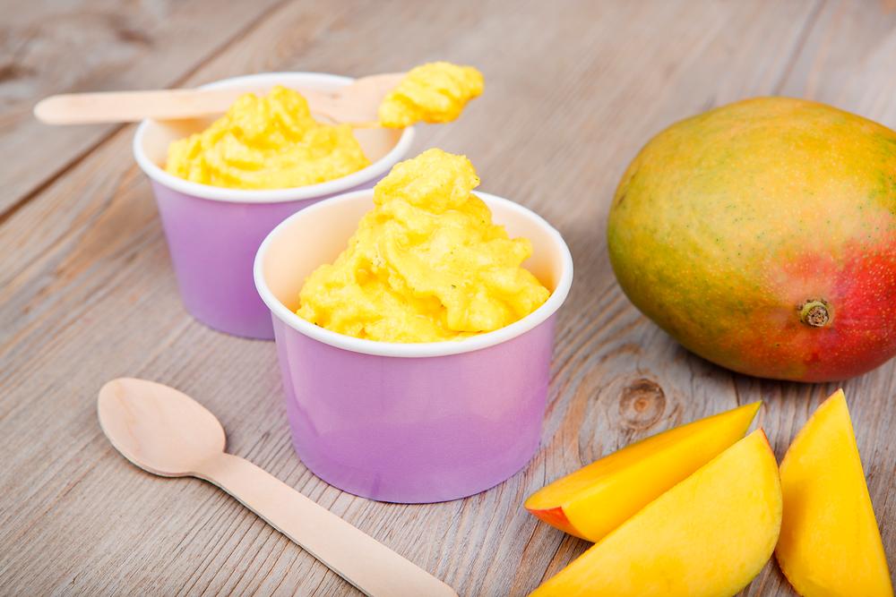 Mousse de iogurte - Imagem: Divulgação