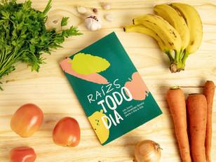 Startup lança livro de receitas com orgânicos para o dia a dia e reverte renda a pequenos produtores