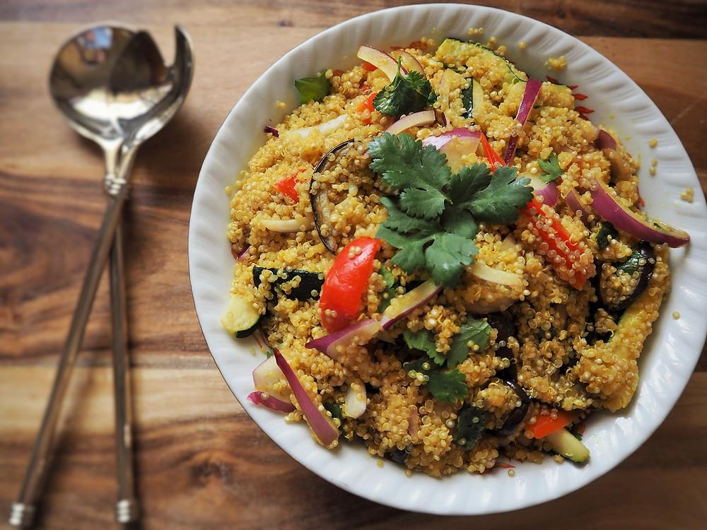 Quinoa à Grega - Imagem: Pixabay