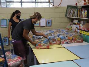 Prefeitura de Piracicaba distribui 36 mil Kits Alimentação para alunos da Rede Municipal