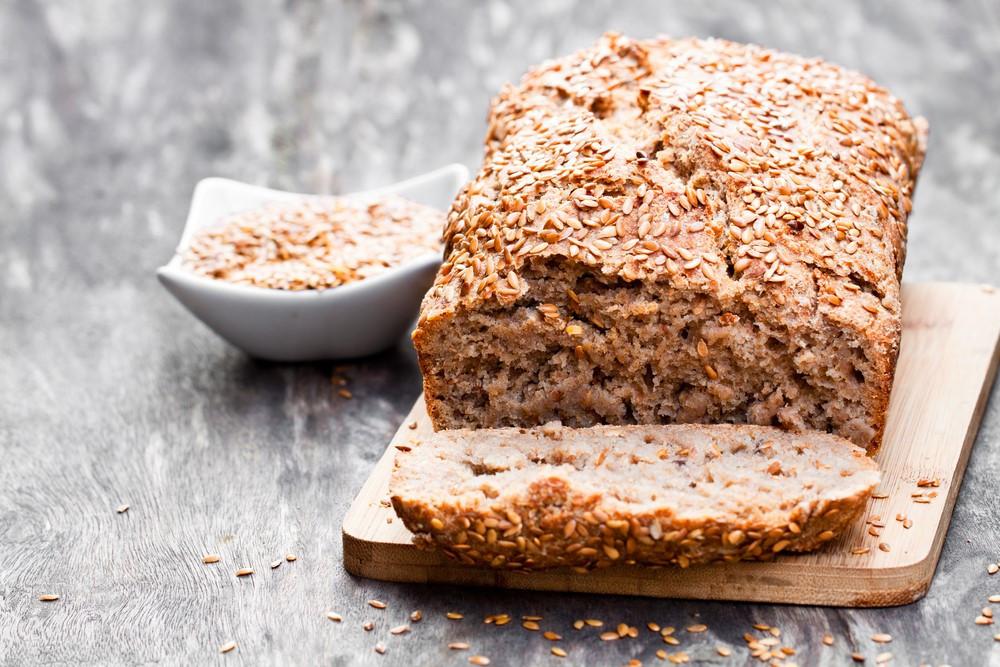 Pãozinho de sementes - Imagem: Divulgação