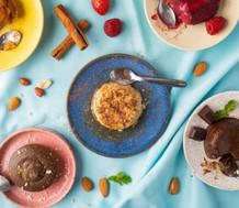 Liv Up dá dicas de como incluir doces em uma alimentação balanceada