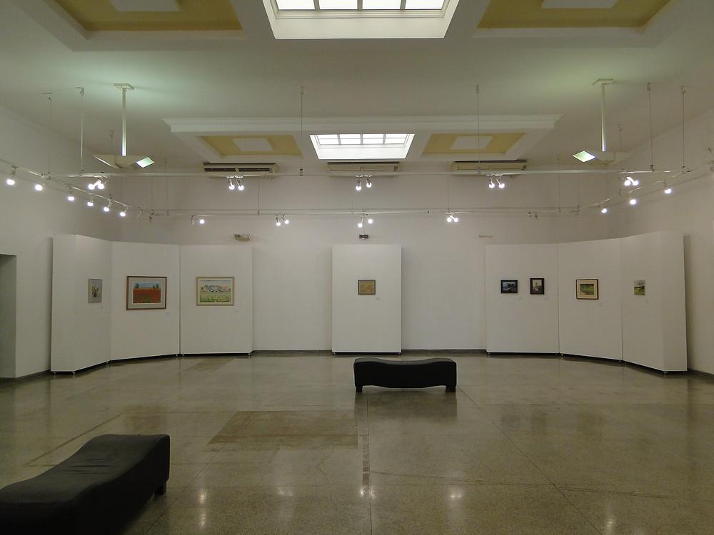 A Pinacoteca Municipal fica à rua Moraes Barros, 233, no Centro de Piracicaba - Crédito: Divulgação