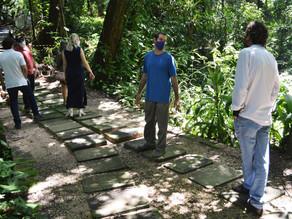 Projeto implantará 45 hectares de florestas e agroflorestas e formará corredores ecológicos