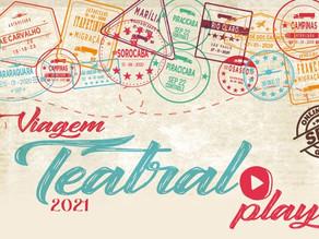 Sesi-SP: Viagem Teatral Play oferece série de espetáculos on-line e gratuitos até 1º de agosto