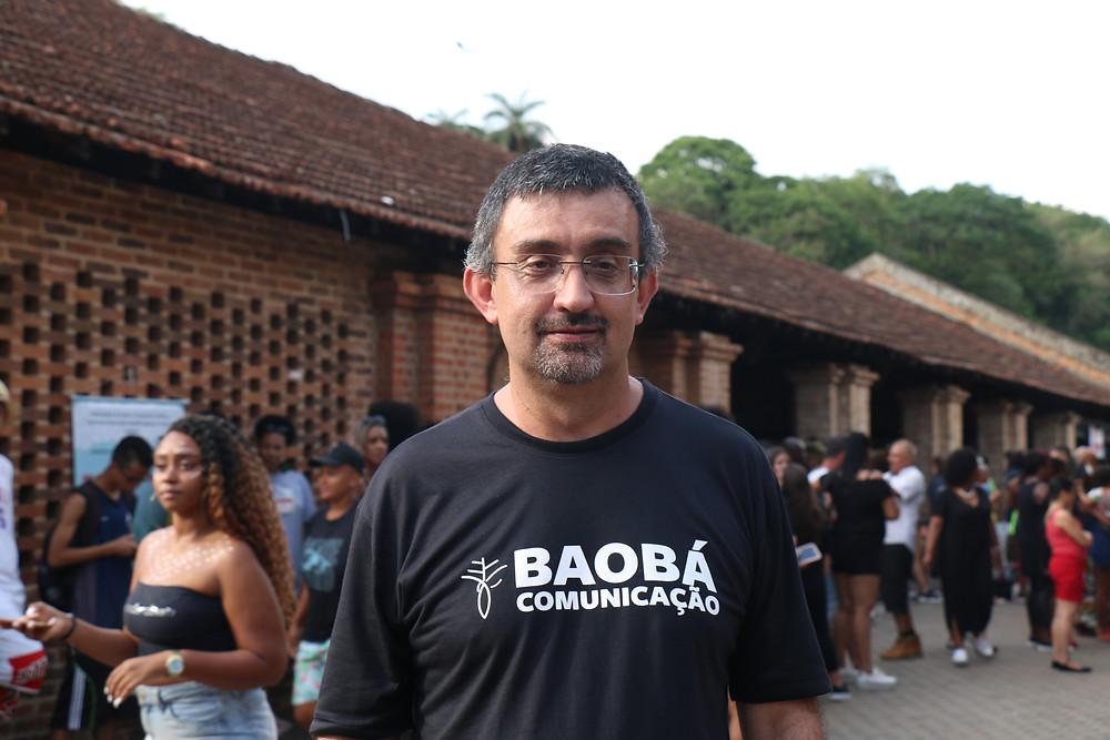 professor Paulo Roberto Botão coordenador do curso de Jornalismo da Unimep - Crédito: Patrícia Amorim