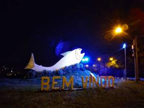 Abril Azul: monumentos em Piracicaba são iluminados para conscientizar sobre autismo