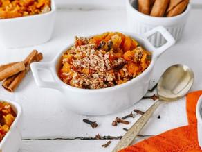 Grano Alimentos apresenta quatro receitas com abóbora para inovar no inverno