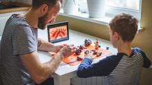 Protagonismo infantil como solução para a educação a distância